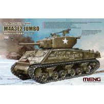 U.S. ASSAULT TANK M4A3E2 JUMBO 1/35