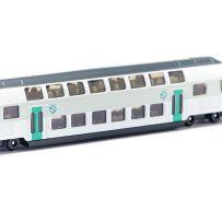 RATP Train à deux étages 1/87