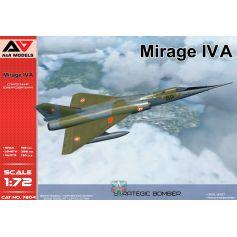 Mirage IV A bombardier stratégique 1/72