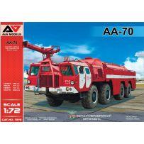 Camion de lutte contre les incendies AA-70 1/72