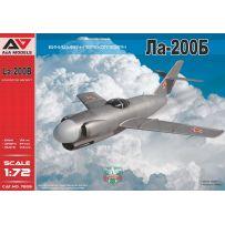 Prototype d'intercepteur tous temps La-200B 1/72