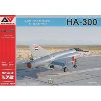 Intercepteur léger HA-300 1/72
