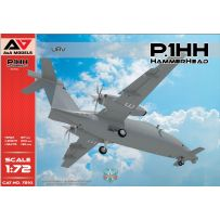 P.1HH HammerHead UAV (2e prototype volant) 1/72