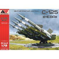Système de missile sol-air S-125 (Neva) 1/72