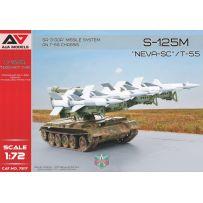 Système de missile SA-3 GOA (S-125 M Neva-SC) sur châssis T-55 1/72