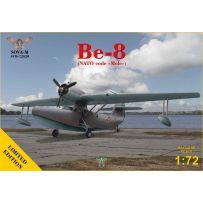 Avion amphibie de passagers Be-8 1/72