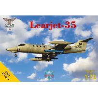 Learjet 35 (réédition) 1/72