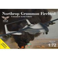 Concept de drone N.G. Firebird 1/72