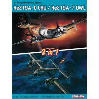 He219A-0 UHU / He219A-7 OWL (2 en 1) 1/72