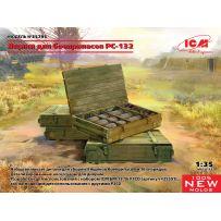 Boîtes de munitions RS-132 1/35