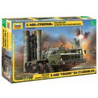 Système de missile antiaérien Russe S-400 (Triumph) 1/72