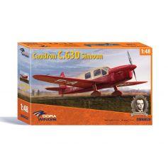 Caudron C.630 Simoun 1/48