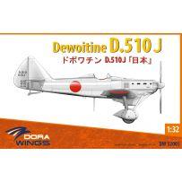 Dewoitine D.510J 1/32