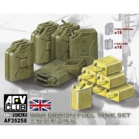 WWII British Fuel Tank Set 1/35