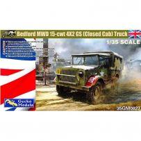 Camion Bedford MWD 15-cwt 4x2 GS (cabine fermée) 1/35