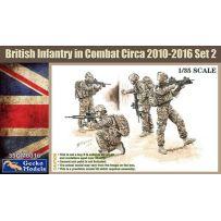 Infanterie britannique au combat 2010-16 Set 2 1/35