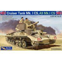 Cruiser Tank Mk. I CS, A9 Mk.ICS 1/35