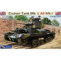 Cruiser Tank Mk.I, A9 Mk.IA 1/35