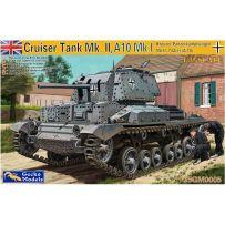 Kreuzer Panzerkampfwagen M.II Sd Kfz 742 (e) A10 1/35
