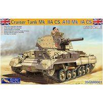 Cruiser Tank Mk. IIA CS, A10Mk. IA CS 1/35