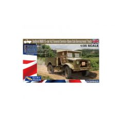 Bedford MWD 15-cwt 4x2 GS Truck - cabine ouverte 1/35