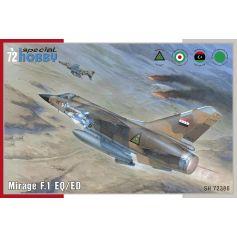 Mirage F.1 EQ/ED 1/72