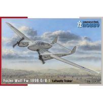 Focke Wulf Fw 189B-0/B-1 (Luftwaffe Trainer) 1/72