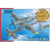 Messerschmitt Bf 109E-4 1/72