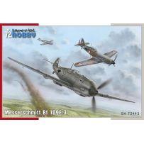 Messerschmitt Bf 109E-3 1/72