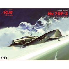Icm 72232 - He 70F-2 Avion de reconnaissance Allemand 1/72