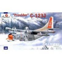 C-123J Provider USAF aircraft 1/144