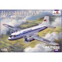 Ilyushin IL-14P Crate Soviet civil airc. 1/144