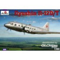 IIyushin IL-12D/T Sov.milit.transp.aircr 1/144
