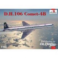 D.H. 106 Comet-4B Olympic airways 1/144