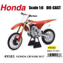 Honda CRF 450R 2017 1/6