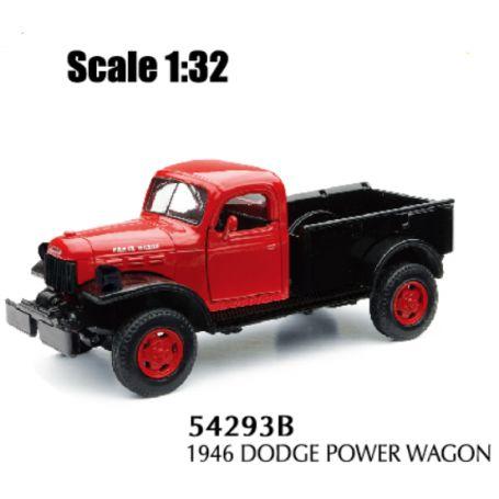 1946 Dodge Power Wagon 1/32