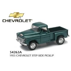 1955 Chevrolet Step-Side Pick-Up 1/32