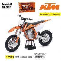 KTM 450 SX-F 2018 1/10