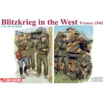 Blitzkreig à l'Ouest (France 1940) 1/35