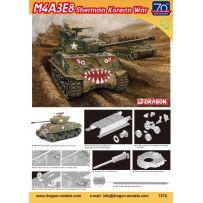 M4A3 HVSS POA-CWS-H5 Flamethrower, Korean War 1/72