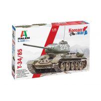 T-34/85 Korean War 1/35
