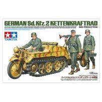 German Sd.Kfz.2 Kettenkraftrad (Mid-Production) 1/35