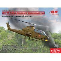 AH-1G Cobra Hélicoptère d'attaque Américain 1/32