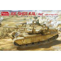 Idf Shot Kal Alef Tank 1/35
