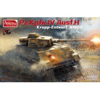 Panzer Iv Ausf.H Krupp Entwurf W1466 1/35