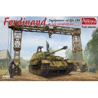 Sd.Kfz.184 Ferdinand & 16t Strabokran 1/35