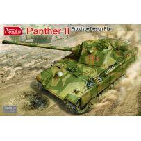 Panther Ii Prototype Design 1/35