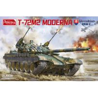 T-72m2 Moderna Slovak Mbt 1/35