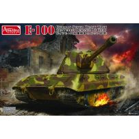 Superheavy Tank E-100 Mit Krupp-Turm 1/35