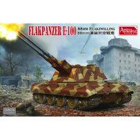 8,8cm Flakpanzer E-100 1/35